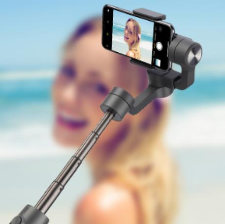 palo de selfie de feiyu vimble 2 un platano llamado bryan